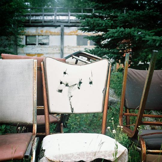 Champs / St-Fulgence, p.Q  2008 / Annie-Ève Dumontier