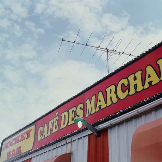 Marché aux puces / St-Eustache, 2008 / Annie-Ève Dumontier