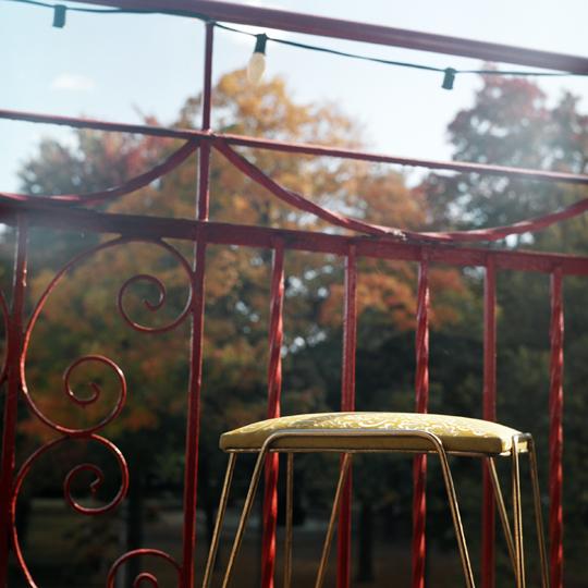 L'automne / St-Henri, Montréal, 2008 / Annie-Ève Dumontier