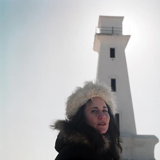 Alexis O'Hara / the wire magazine, 2009 / Annie-Ève Dumontier