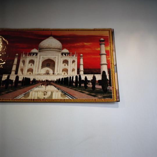 Restaurant Indien / Parc Extension, mtl, 2009 / Annie-Ève Dumontier