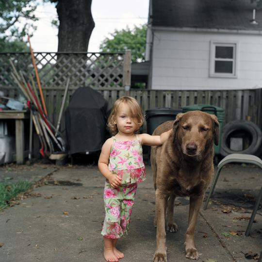 harlene-serene / Baltimore, Maryland, 2009 / Annie-Ève Dumontier