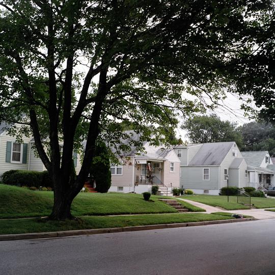 hill-crest / Baltimore, Maryland, 2009 / Annie-Ève Dumontier