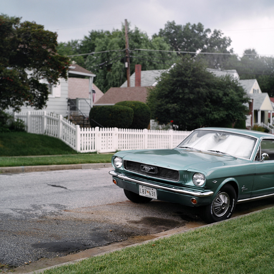 mustang / Baltimore, Maryland, 2009 / Annie-Ève Dumontier