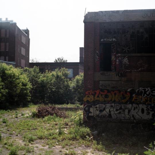 l'Abandon / St-henri,montréal, p.Q 2009 / Annie-Ève Dumontier