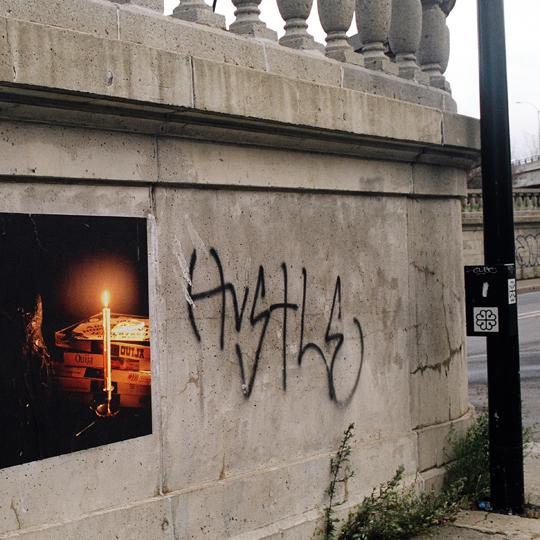 VanHorne/ Montréal, p.Q, 2009 / Annie-Ève Dumontier