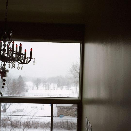 Lustre/ Montréal, p.Q, 2007 / Annie-Ève Dumontier