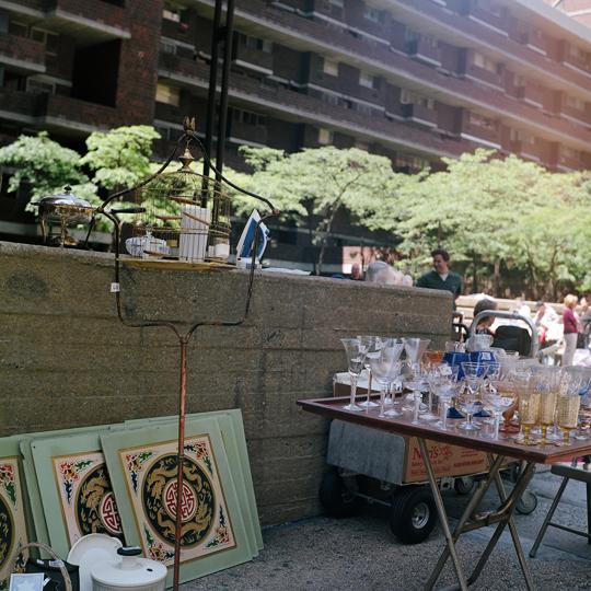 Vente de Garage/ New York, 2010 / Annie-Ève Dumontier